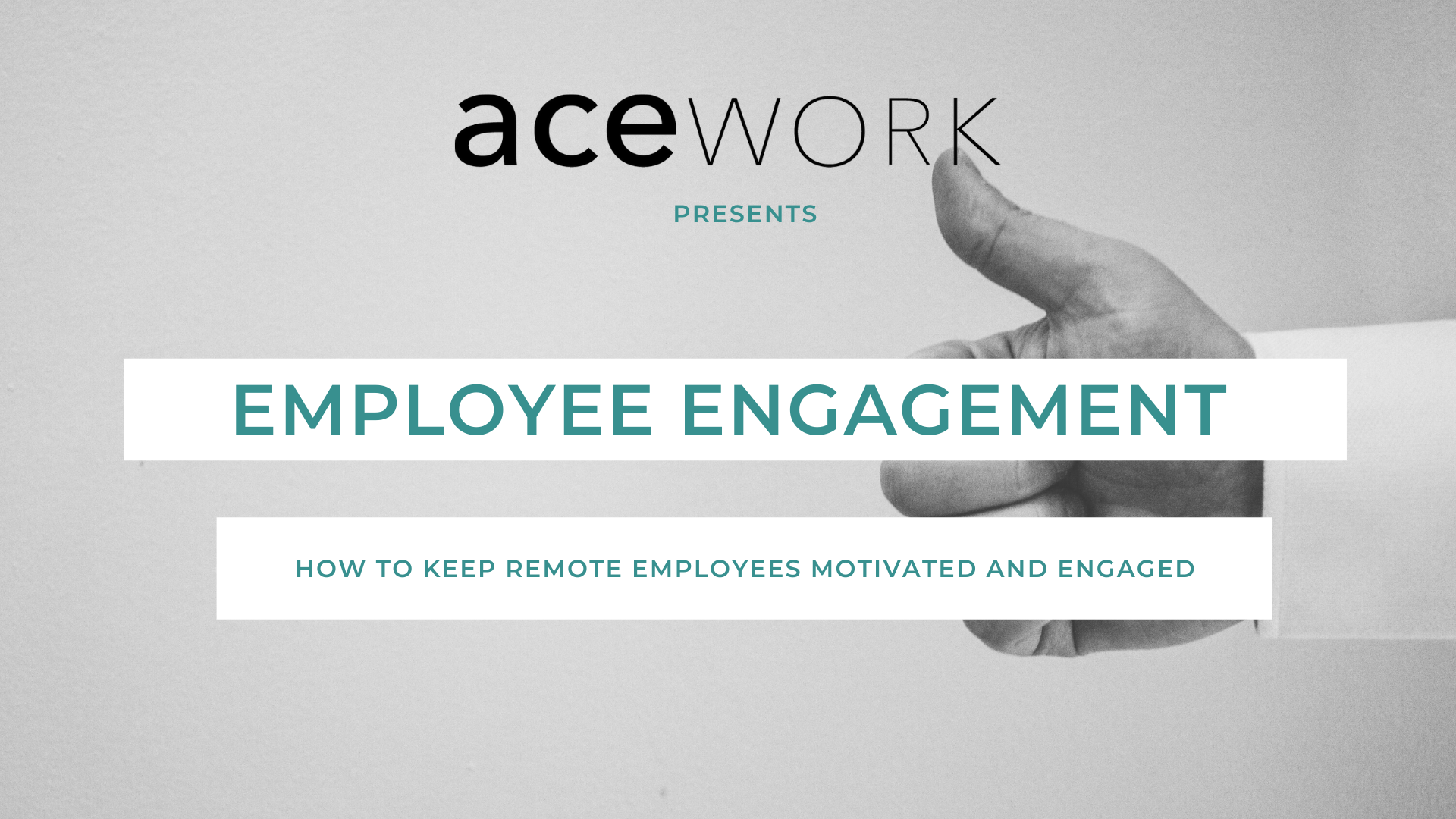 20.05 Virtual Session_ Remote Employee Engagement Cover